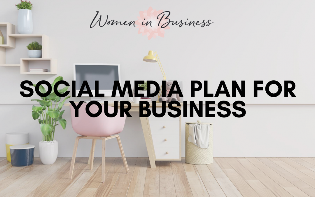 Social Media Plan for Your Business