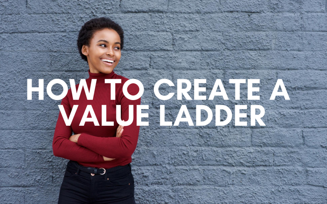 How to create a product value ladder